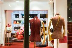 Kläder på skyltdockor Royaltyfria Foton