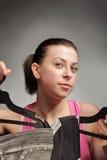 Klädval Fotografering för Bildbyråer