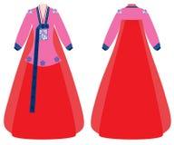 klänning Royaltyfri Bild
