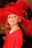 klänning som leker upp Royaltyfri Fotografi