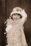 klänning upp Royaltyfria Foton
