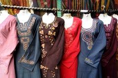 klänningar Royaltyfri Foto