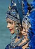 klänningen förtöjer traditionellt royaltyfri bild