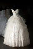 klänningen shoppar bröllop Royaltyfria Foton