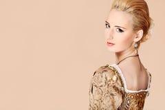 klänninginfall Royaltyfri Bild