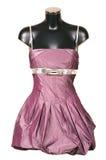 klänningkvinnlig Royaltyfria Bilder