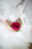 Klänningsliv för brudgummen Royaltyfri Foto