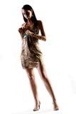 klänningsommar Royaltyfri Bild