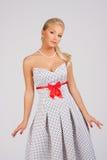 klänningtappning Arkivfoton