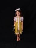 klänningtappning Royaltyfri Fotografi
