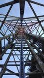 Klättra för torn royaltyfria bilder