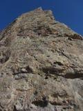 klättra varje berg Arkivfoton