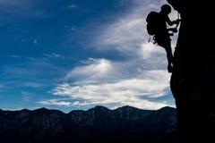 klättrare Royaltyfria Foton