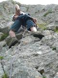 klättrarebarn Arkivbilder