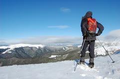 klättrareberg Royaltyfri Bild