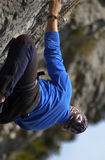 klättrareberg Fotografering för Bildbyråer
