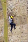klättrarebergdrev arkivfoton