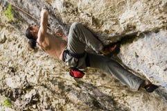 klättrarerock Royaltyfri Bild