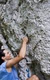 klättringöverkant Royaltyfria Foton