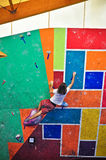 klättring torino för 2012 challenge Arkivfoton