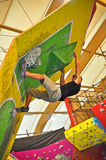 klättring torino för 2012 challenge Royaltyfri Fotografi