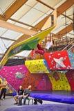 klättring torino för 2012 challenge Royaltyfri Foto