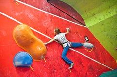 klättring torino för 2012 challenge Royaltyfri Bild