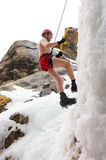 klättringman Royaltyfri Bild