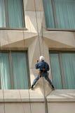 klättringman Fotografering för Bildbyråer