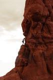 klättringrock Royaltyfri Foto