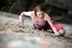 klättringrock Royaltyfria Bilder