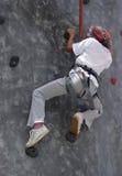 klättringväggar royaltyfri foto