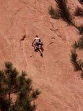 klättringväggar Royaltyfri Bild