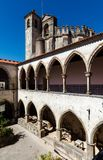 Klöster des Tomar-` s adelt Templar-Kloster Stockbilder
