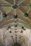 Klöster, Lacock-Abtei, Wiltshire, England Lizenzfreies Stockfoto