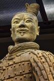 Klęczenie Archer wykopywał w jamie 2, Terakotowy wojsko Xian Chiny obraz royalty free