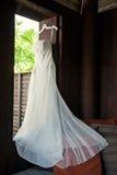 klänning Arkivbild