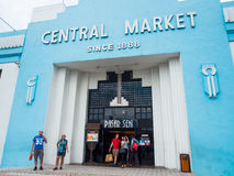 KL Central Market Royalty Free Stock Photo