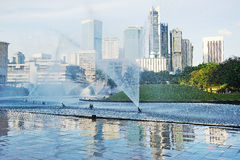 KL central park Stock Photography