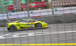 KL City Grand Prix 2015 Royalty Free Stock Image