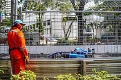 KL City Grand Prix 2015 Stock Image