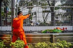 KL City Grand Prix 2015 Stock Photos