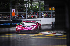 KL City Grand Prix 2015 Stock Photo