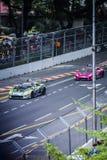 KL City Grand Prix 2015 Royalty Free Stock Photos