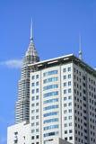 kl nowoczesny budynek Zdjęcie Stock