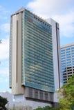 kl nowoczesny budynek Zdjęcia Stock