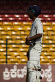 KL Rahul Cricketer Royaltyfri Bild