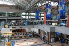KL Sentral Royalty Free Stock Photography