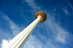 KL Tower. An image of KL tower Royalty Free Stock Photography