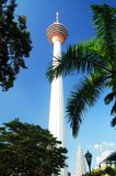KL Tower Stock Photography